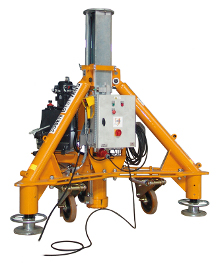 GSE Maintenance Tripod Jacks JMS AG