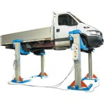 Electro hydraulic lifts 952 Airport Vehicles Maintenance