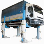 Electro hydraulic lifts 995 Airport Vehicles Maintenance