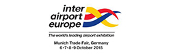 Inter Airport Europe 2015 Logo