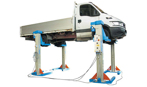Electro hydraulic lifts 952